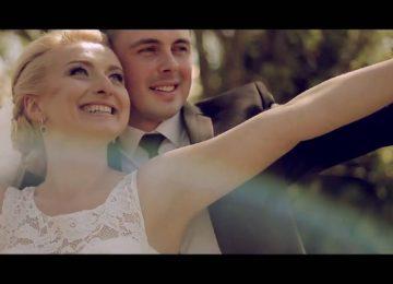 Лендинг для свадебного видео продакшн Kora-video